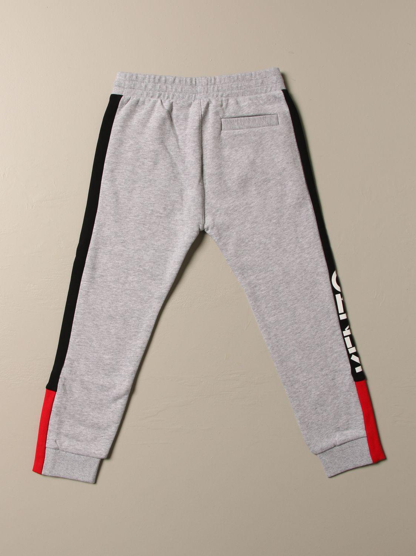 Pantalon Kenzo Junior: Pantalon enfant Kenzo Junior gris 2
