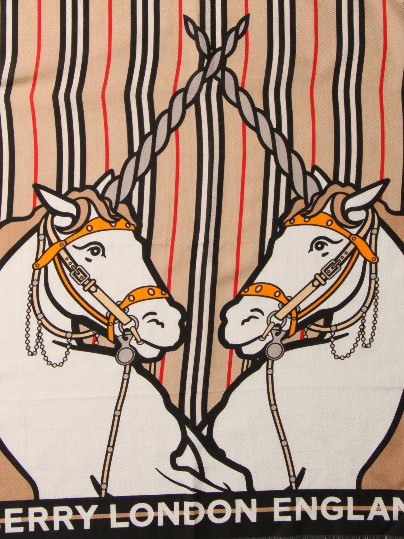 Bufanda Burberry: Bufanda niños Burberry beige 3