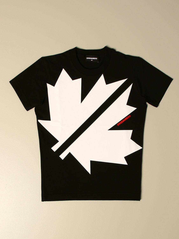 T-shirt Dsquared2 Junior: T-shirt kids Dsquared2 Junior black 1