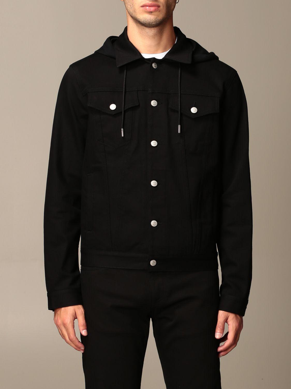 Jacket Alexander Mcqueen: Jacket men Alexander Mcqueen black 1