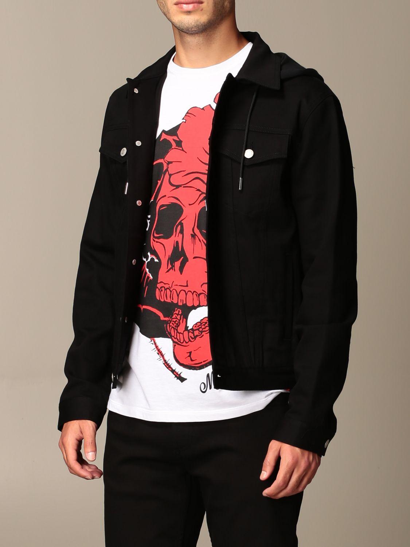 Jacket Alexander Mcqueen: Jacket men Alexander Mcqueen black 4