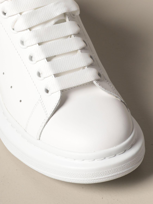 Спортивная обувь Alexander Mcqueen: Спортивная обувь Мужское Alexander Mcqueen белый 3