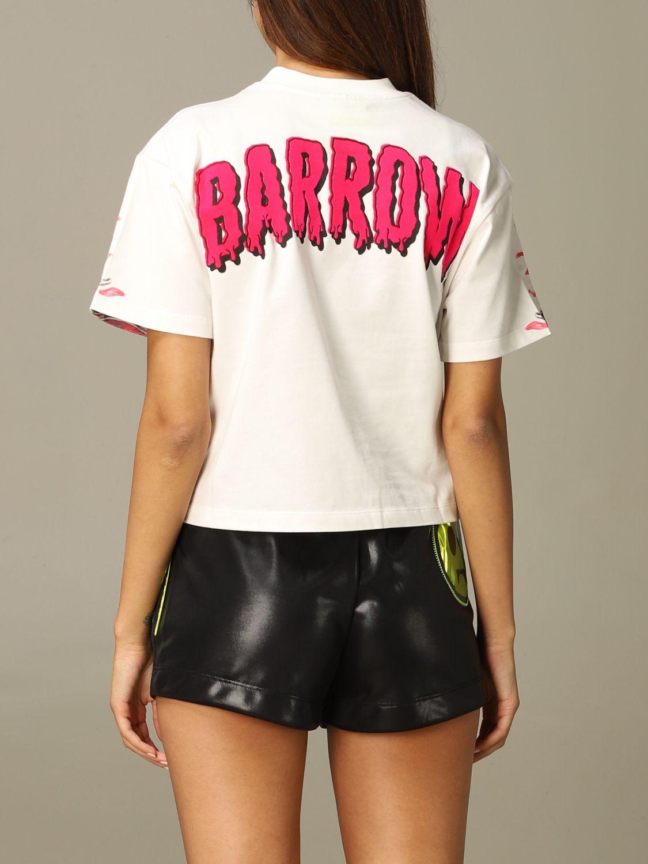 T-Shirt Barrow: T-shirt women Barrow white 2