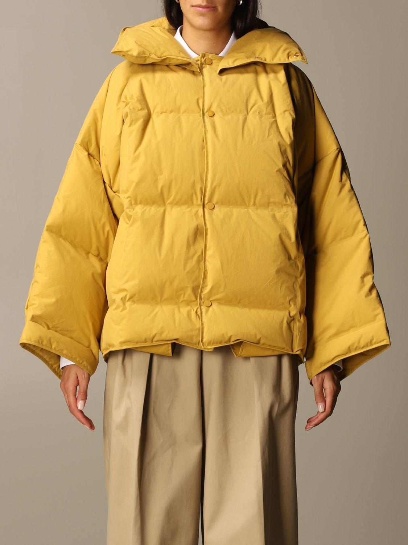 Jacket Bottega Veneta: Jacket women Bottega Veneta ocher 1