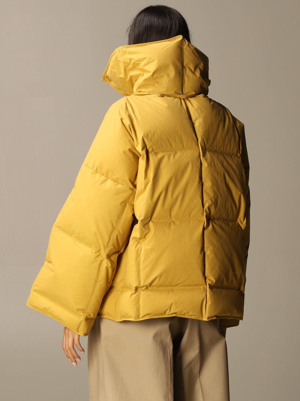 Jacket Bottega Veneta: Jacket women Bottega Veneta ocher 3