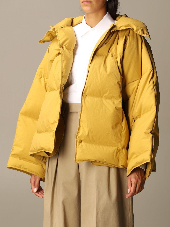 Jacket Bottega Veneta: Jacket women Bottega Veneta ocher 4