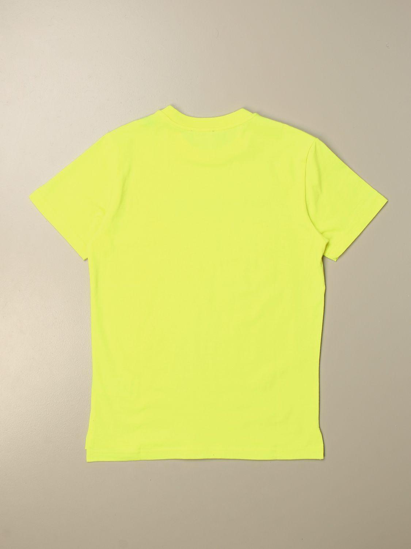 Camiseta Diesel: Camiseta niños Diesel amarillo 2