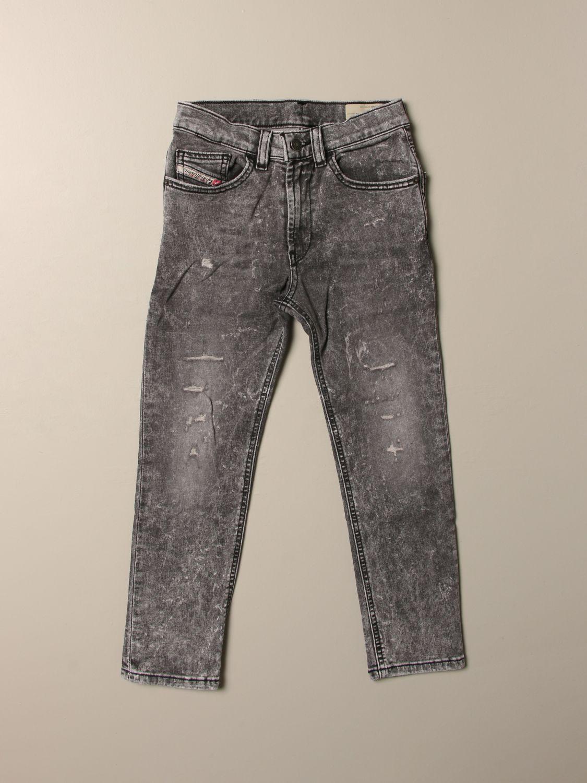 Vaquero Diesel: Pantalón niños Diesel denim 1