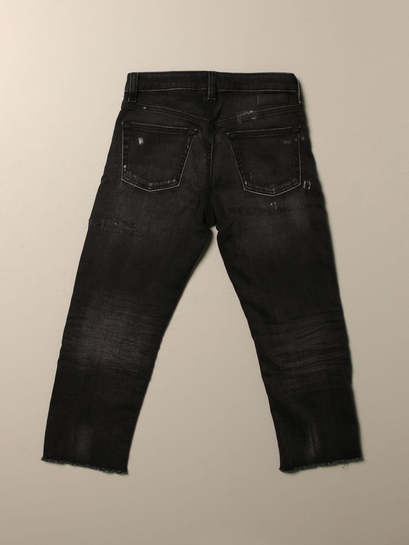 Pantalone Diesel: Jeans Aryel Diesel in denim con micro rotture denim 2