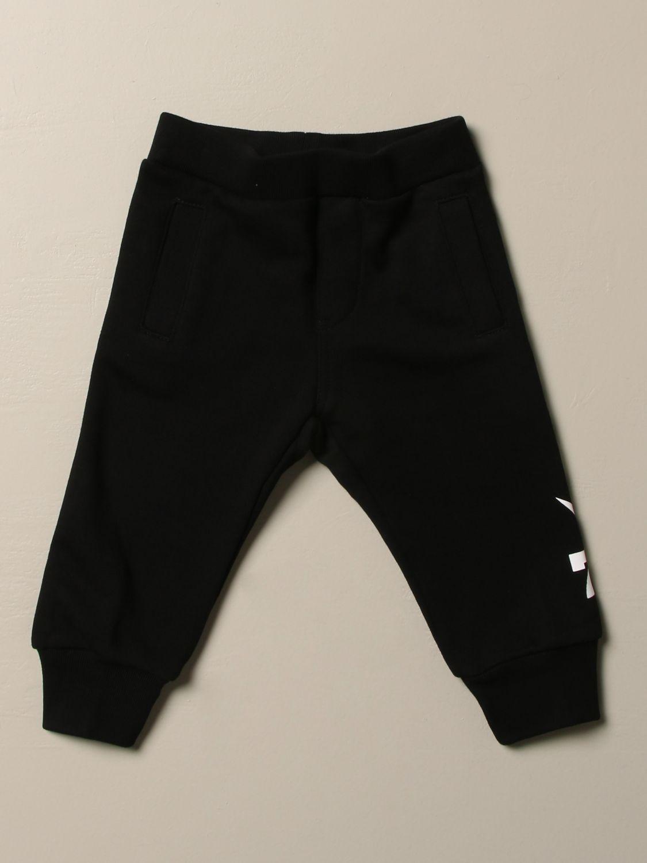 Trousers Diesel: Trousers kids Diesel black 1