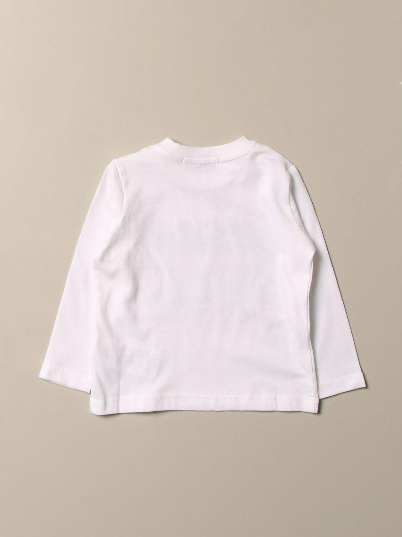 T-shirt Msgm Kids: T-shirt enfant Msgm Kids blanc 2