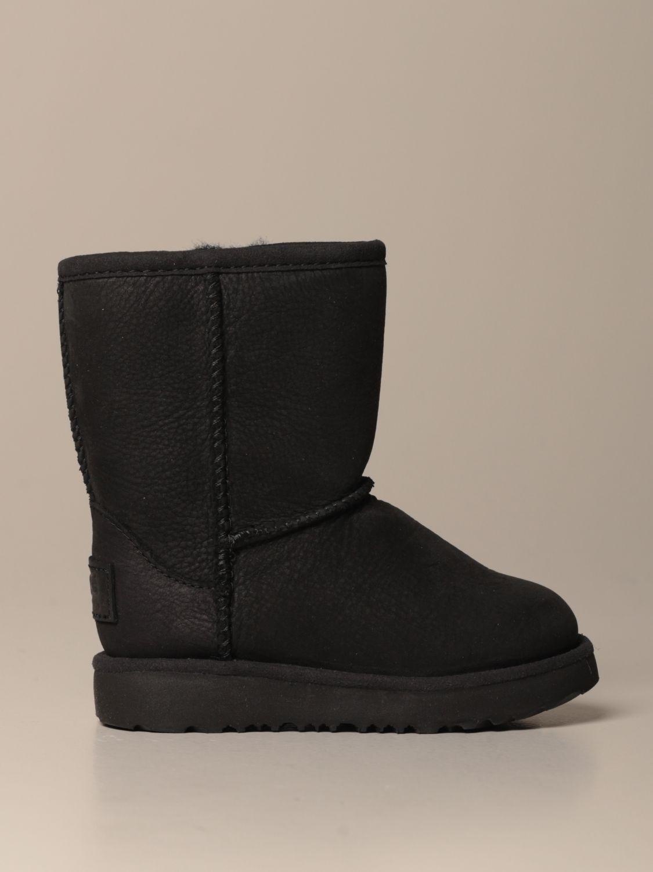 鞋履 Ugg Australia: 鞋履 儿童 Ugg Australia 黑色 1