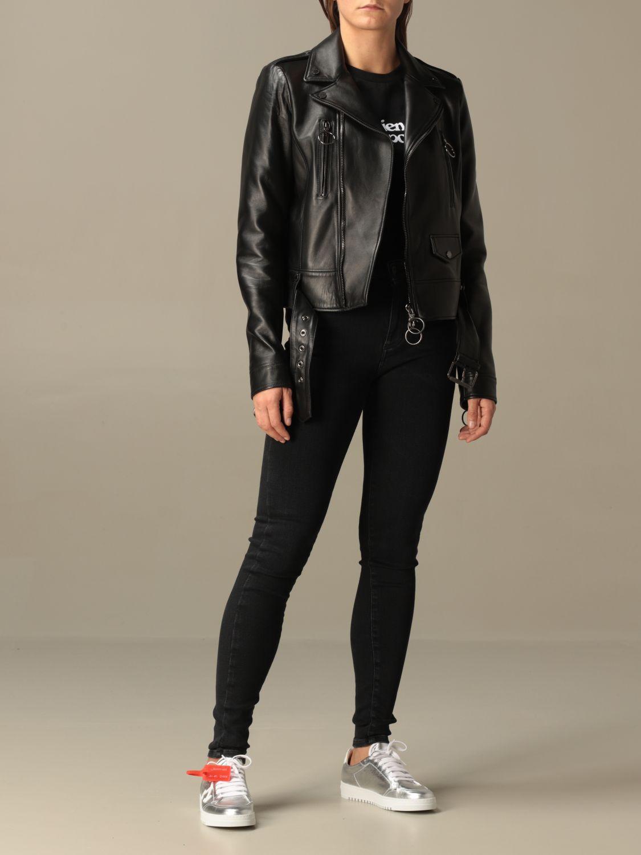 Jeans Off White: Jeans damen Off White schwarz 2