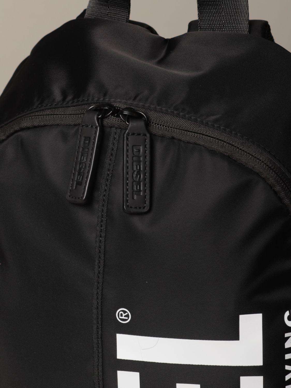 Duffel Bag Diesel: Duffel bag kids Diesel black 3