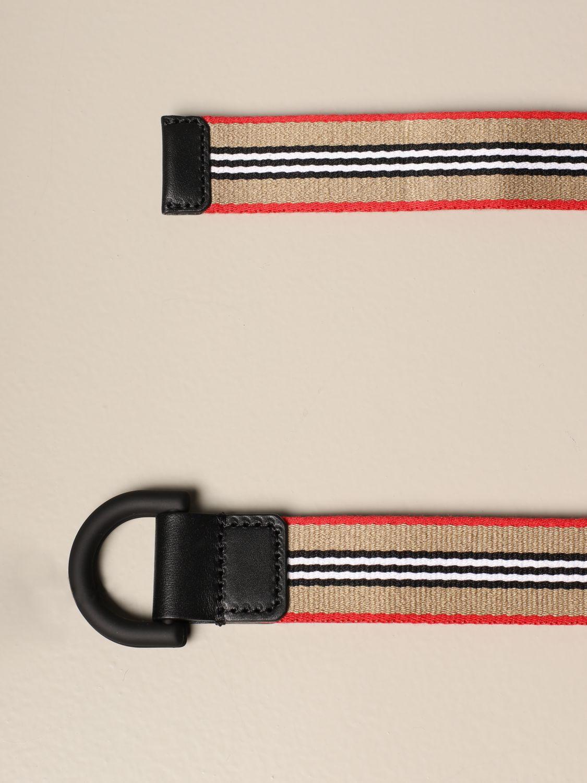 Cinturón Burberry: Cinturón niños Burberry beige 2