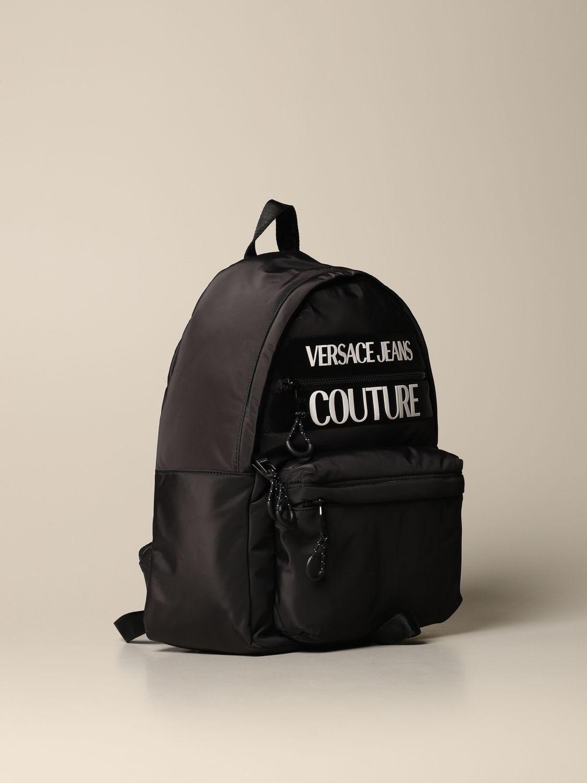 Versace Jeans Couture E3 YZAP60 71594 Sacs /à dos homme Noir UNI