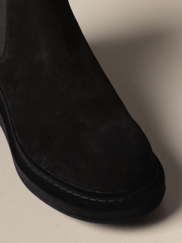 Stiefeletten Alexander Mcqueen: Schuhe herren Alexander Mcqueen schwarz 3