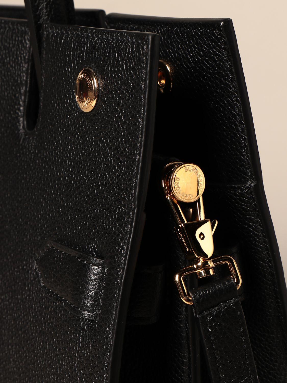 Handtasche Burberry: Schultertasche damen Burberry schwarz 4