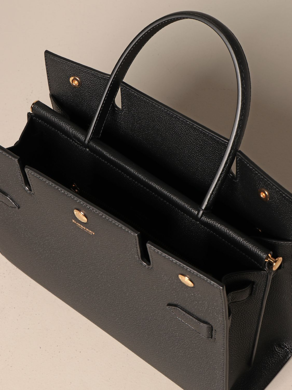 Handtasche Burberry: Schultertasche damen Burberry schwarz 5