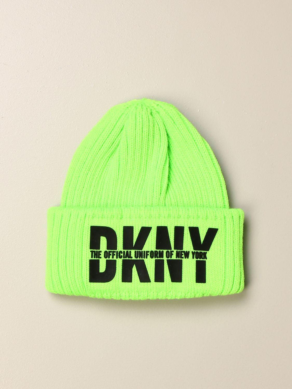 Gorros niña Dkny: Gorros niña niños Dkny verde 1