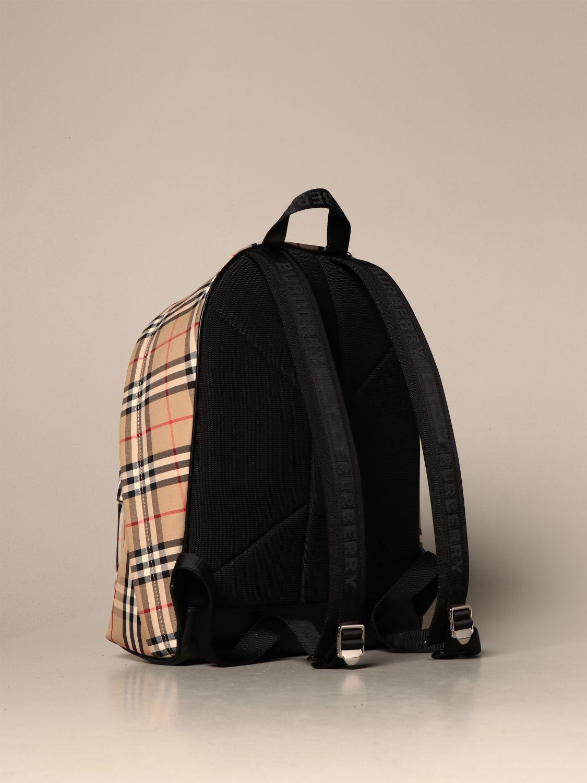 Backpack Burberry: Backpack men Burberry beige 3