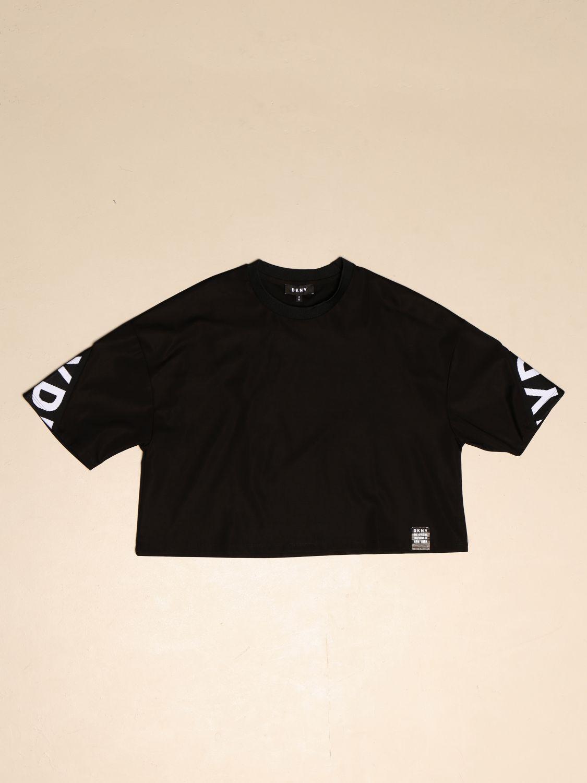 T-shirt Dkny: T-shirt kids Dkny black 1