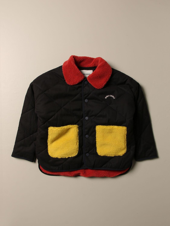 外套 Bobo Choses: 外套 儿童 Bobo Choses 黑色 1