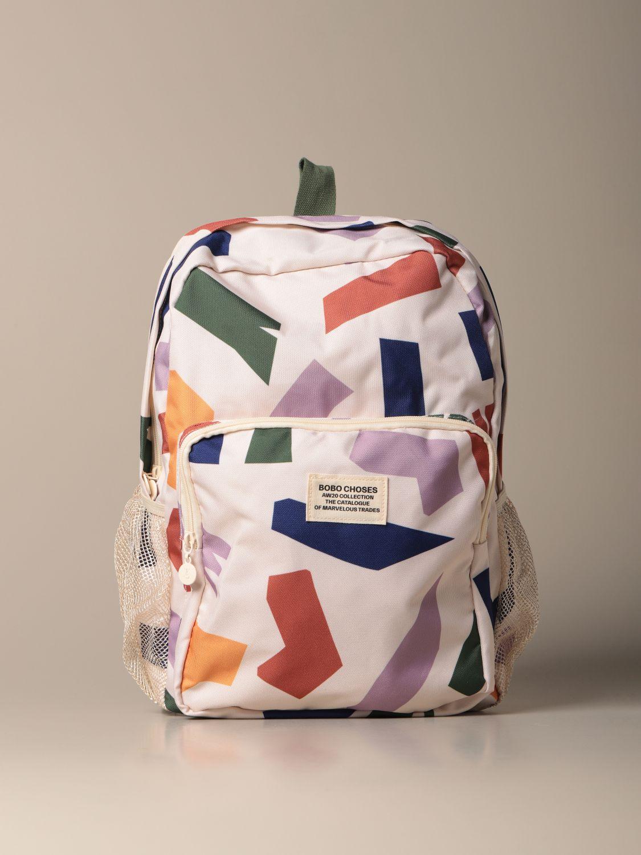 Duffel Bag Bobo Choses: Duffel bag kids Bobo Choses white 1