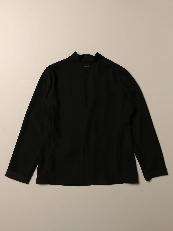Jacket Liu Jo: Jacket kids Liu Jo black 1