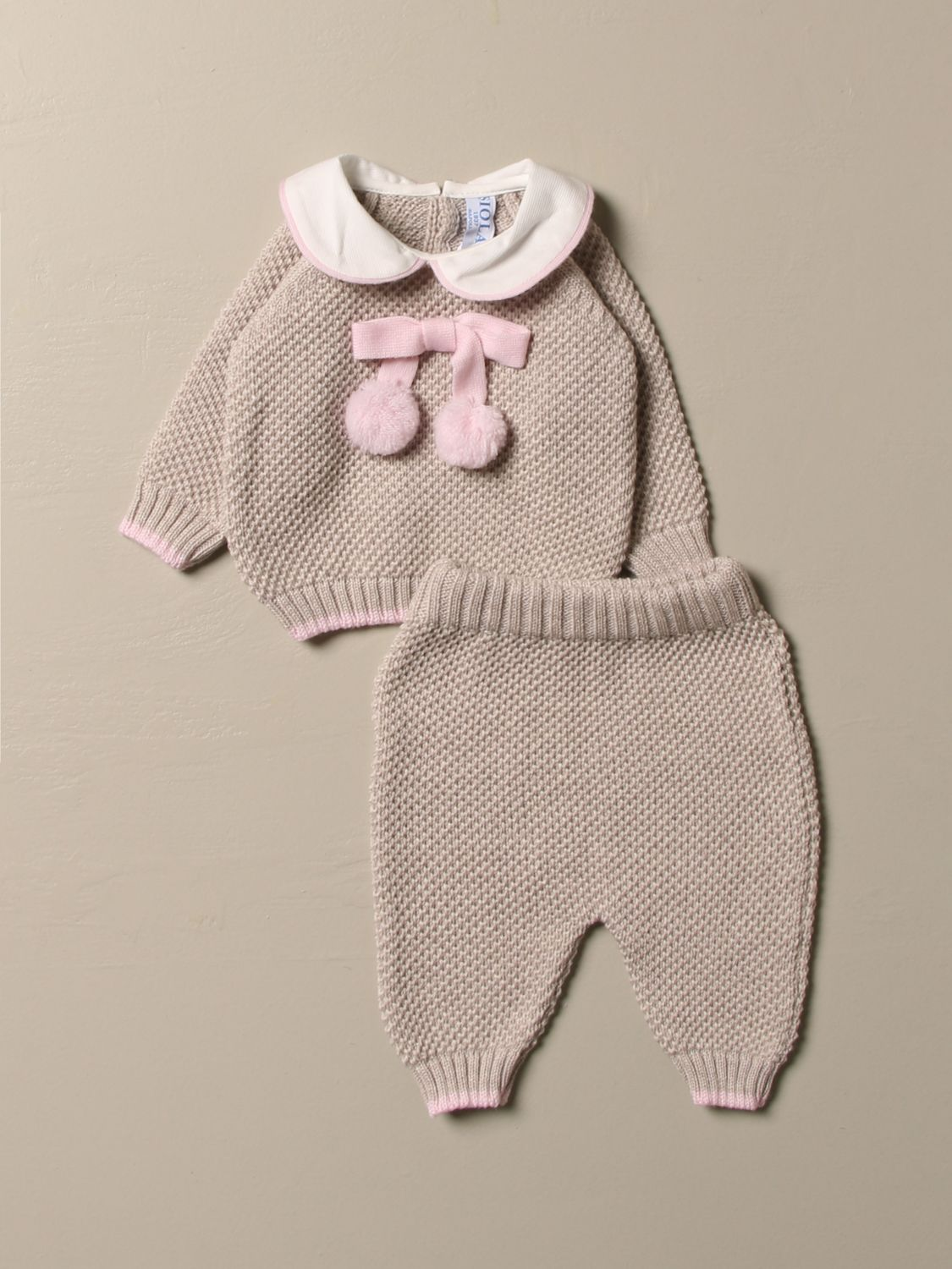 Jumpsuit Siola: Suit kids Siola mud 1
