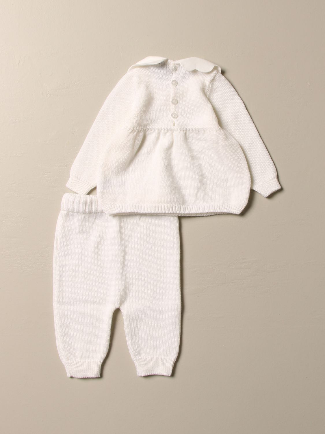 Jumpsuit Siola: Suit kids Siola yellow cream 2