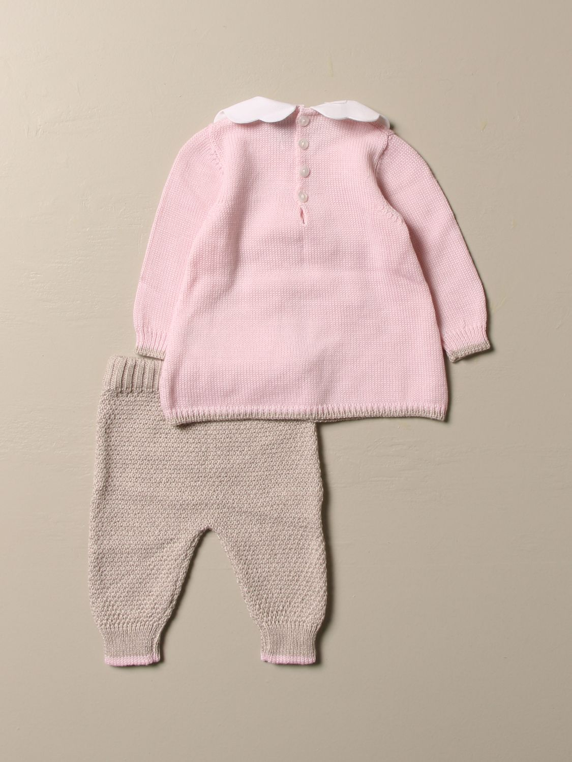 Baby-Overall Siola: Kombinationen kinder Siola pink 2