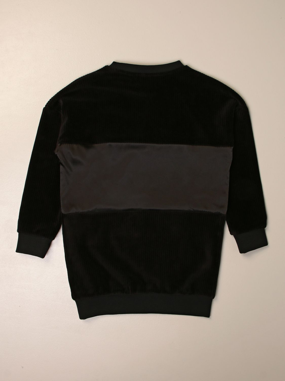 Vestido Dkny: Vestido niños Dkny negro 2