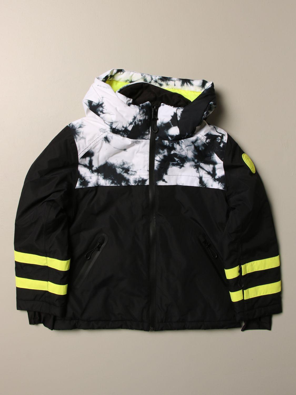 Jacket Diesel: Jacket kids Diesel black 1