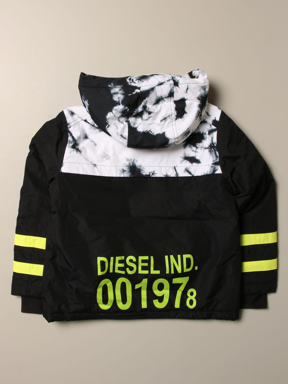 Jacket Diesel: Jacket kids Diesel black 2