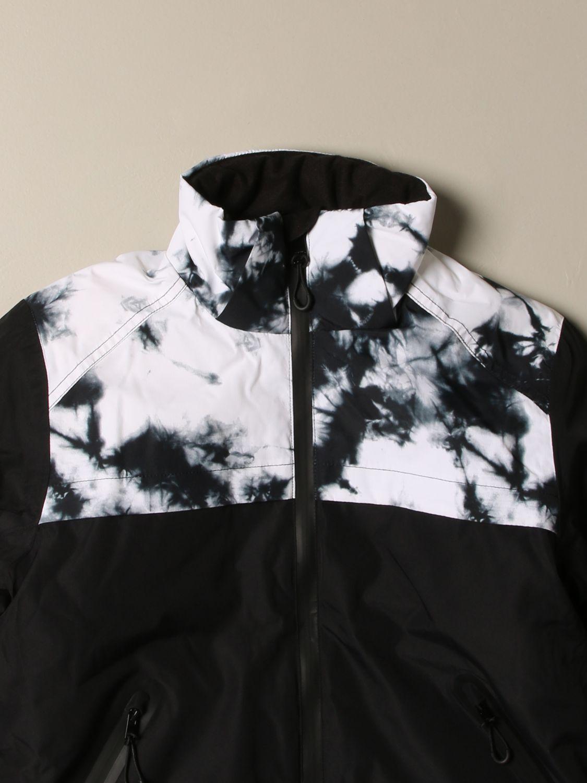 Jacket Diesel: Jacket kids Diesel black 3