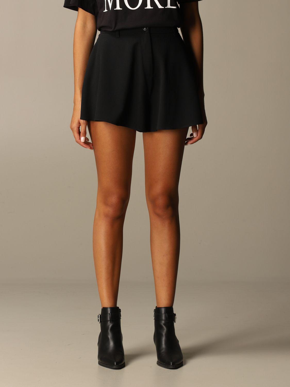 Short Boutique Moschino: Short women Boutique Moschino black 1