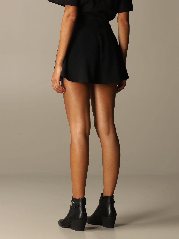 Short Boutique Moschino: Short women Boutique Moschino black 2