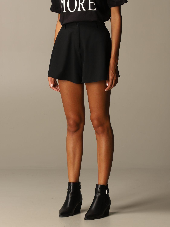 Short Boutique Moschino: Short women Boutique Moschino black 3