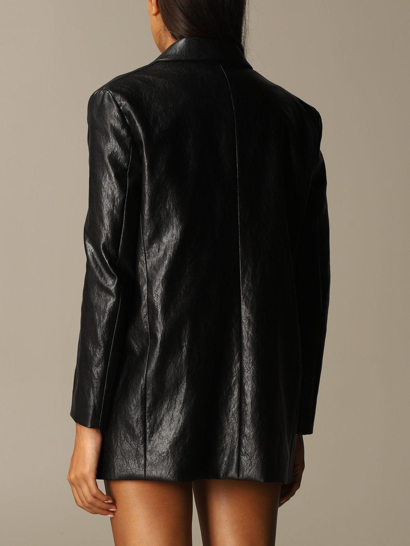 Jacket Boutique Moschino: Jacket women Boutique Moschino black 2