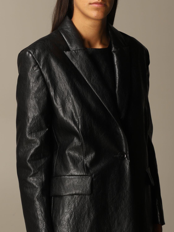 Jacket Boutique Moschino: Jacket women Boutique Moschino black 3