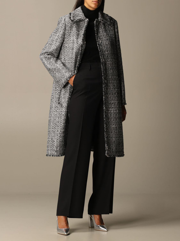 Coat Alberta Ferretti: Coat women Alberta Ferretti multicolor 2