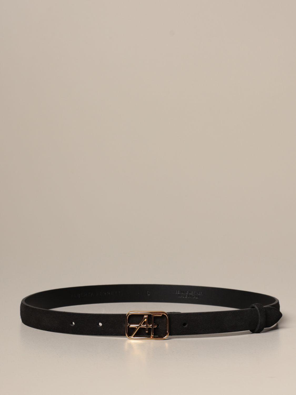 Belt Alberta Ferretti: Belt women Alberta Ferretti black 1