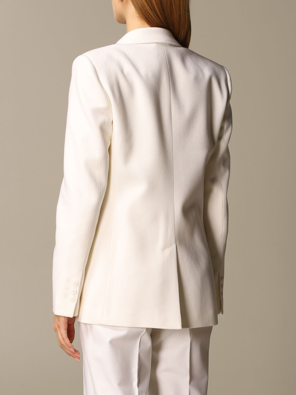 Jacket Alberta Ferretti: Jacket women Alberta Ferretti yellow cream 3
