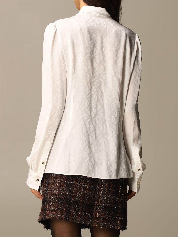 Рубашка Dolce & Gabbana: Рубашка Женское Dolce & Gabbana белый 3