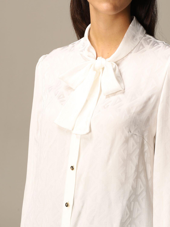Рубашка Dolce & Gabbana: Рубашка Женское Dolce & Gabbana белый 4