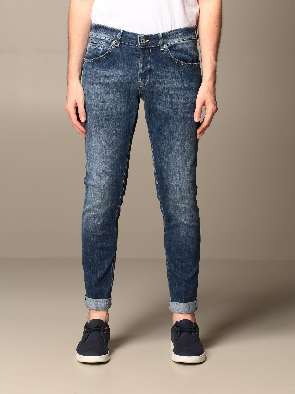 Jeans Dondup: Jeans men Dondup blue 1