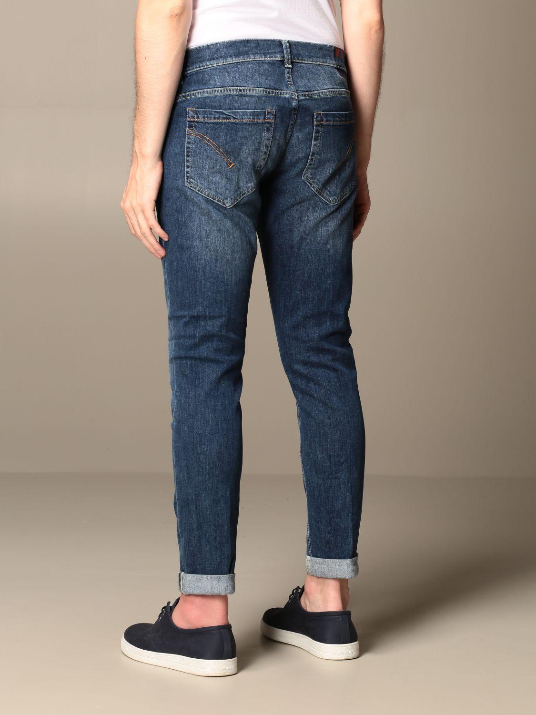 Jeans Dondup: Jeans men Dondup blue 2