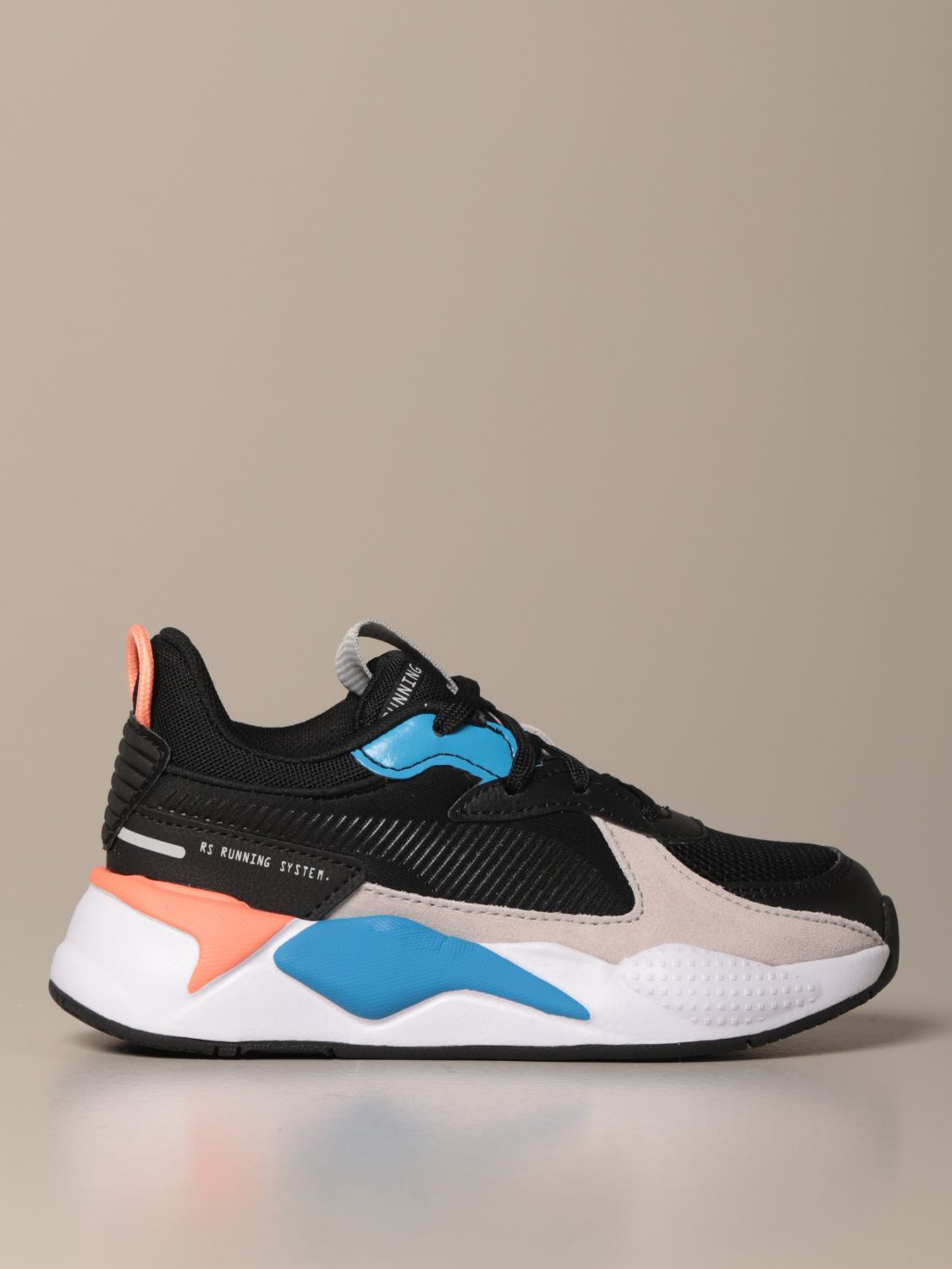 RS-X Monday PS Puma mesh and fabric