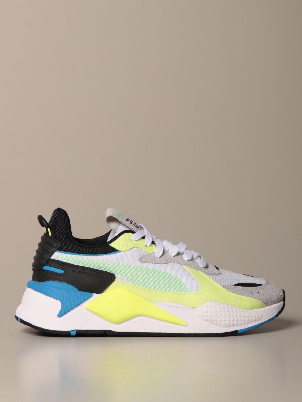 Shoes Puma 36981811 Giglio EN